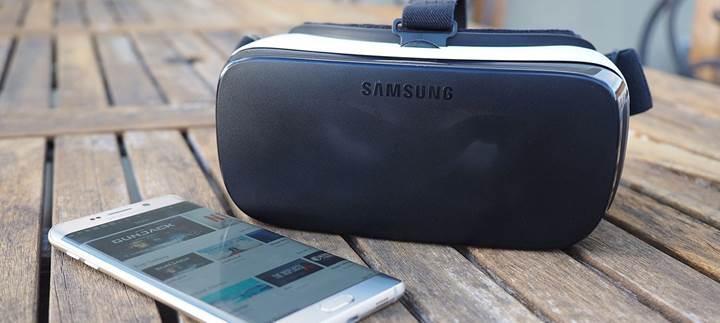 Samsung Gear VR artık WebVR desteğine sahip