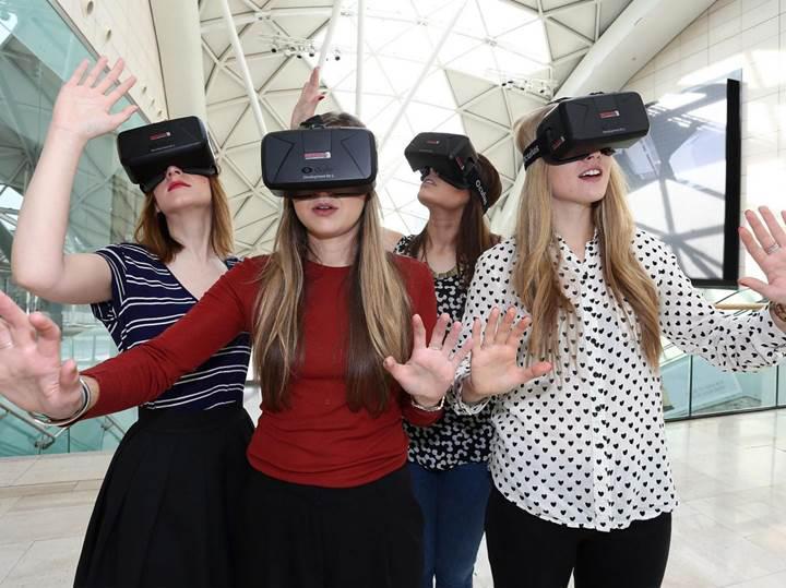 Oculus Rift, Facebook'un yeni reklam malzemesi olabilir
