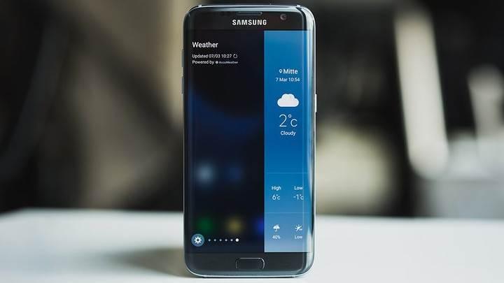 Samsung Galaxy S7 Edge su altında 16 saat dayandı
