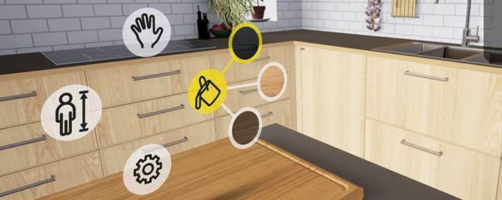 IKEA sanal gerçekliği mutfakları gezmekte kullanacak