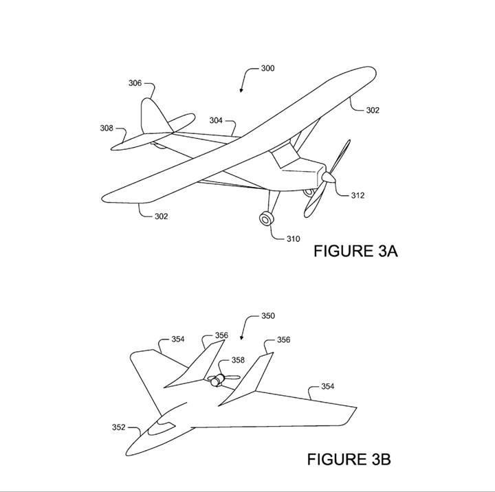 Google, drone destekli tıbbi yardımın patentini aldı