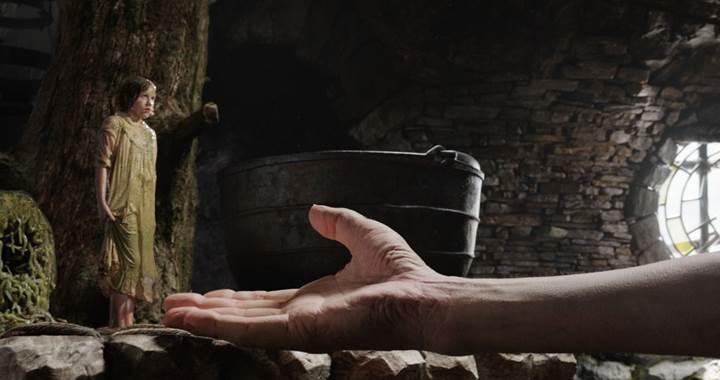 Spielberg'in yeni filmi The BFG'den yeni fragman