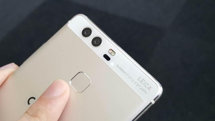 Çift Leica kamerası ile Huawei P9 resmiyet kazandı