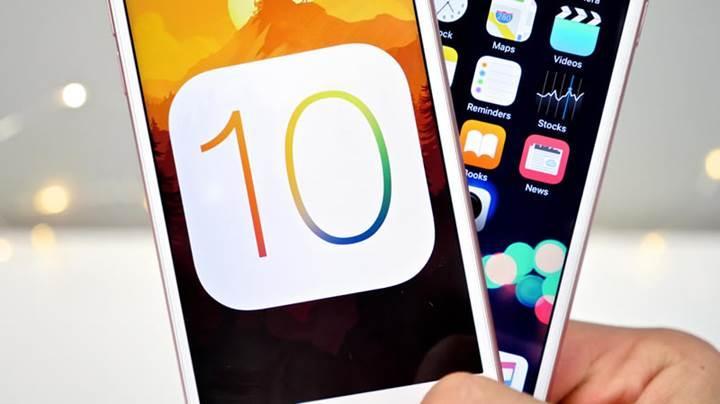 iOS 10'da ön yüklü gelen uygulamalar gizlenebilecek
