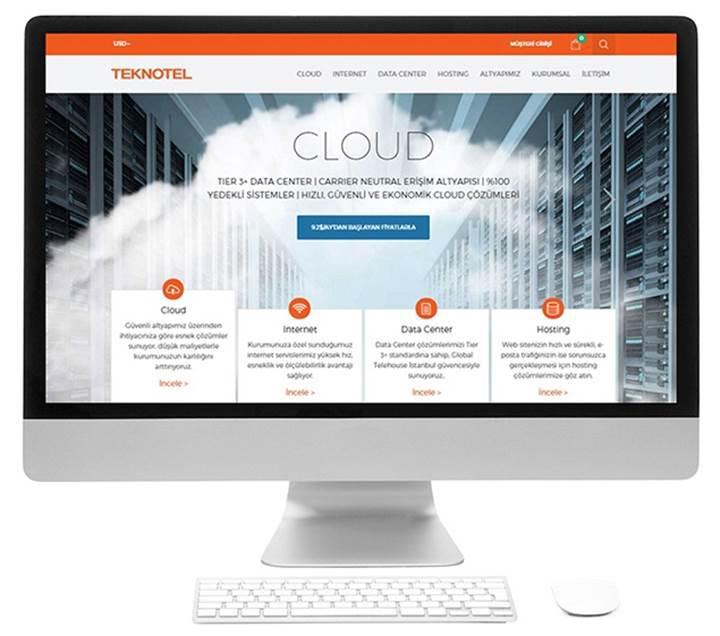 Teknotel'in Yeni Web Sitesi Yayında!