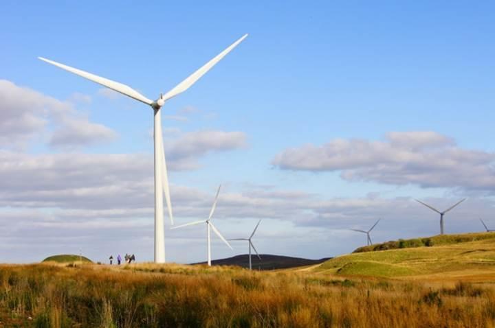 İskoçya, elektriğinin %57.7'sini yenilenebilir kaynaklardan sağlıyor