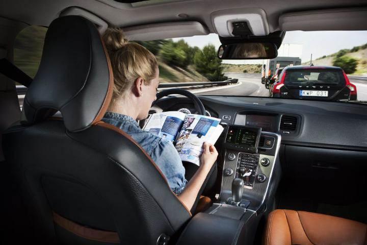 Volvo Çin'in yollarında 100 adet sürücüsüz araç denemeyi planlıyor
