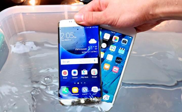 Galaxy Note 6 iris tarayıcısı ve su geçirmezlik sertifikasıyla gelebilir