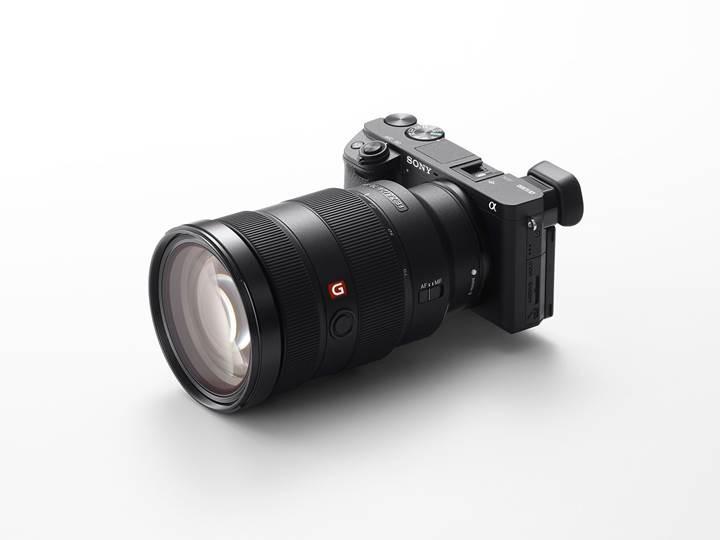 Sony a6300 aynasız fotoğraf makinesini ve G Master lenslerini tanıttı