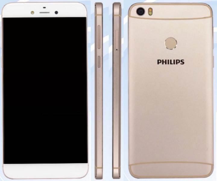 Philips'ten metal gövdeli ve parmak izi tarayıcılı akıllı telefon geliyor