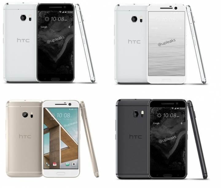 HTC 10, OIS destekli ön kamera ile birlikte gelecek