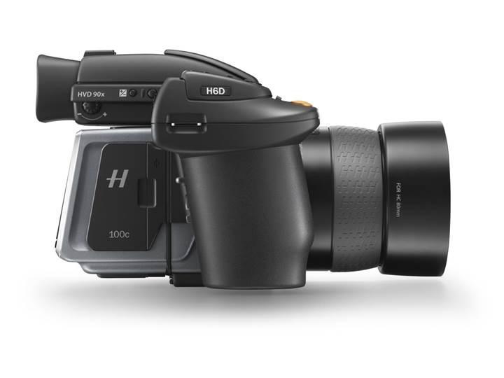 Hasselblad 100MP'lik H6D-100c ve 50MP'lik H6D-50c makinelerini duyurdu