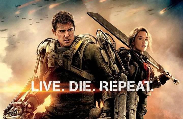 Edge of Tomorrow'un devam filmi için hazırlıklara başlandı