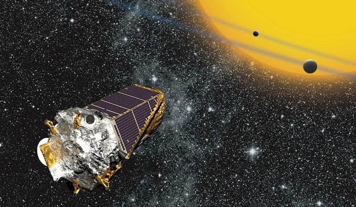 NASA'nın gezegen avlayan uydusu Kepler'de acil durum modu