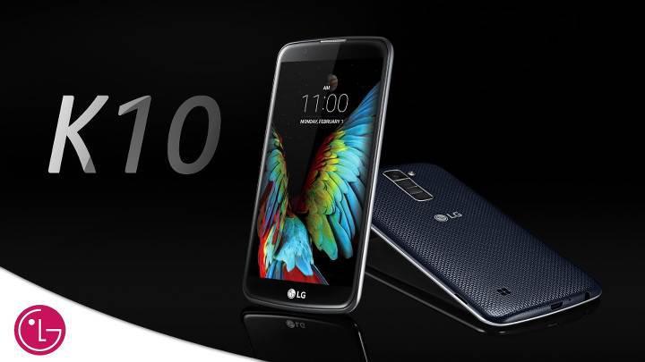 LG K8 ve K10 akıllı telefonları ülkemizde