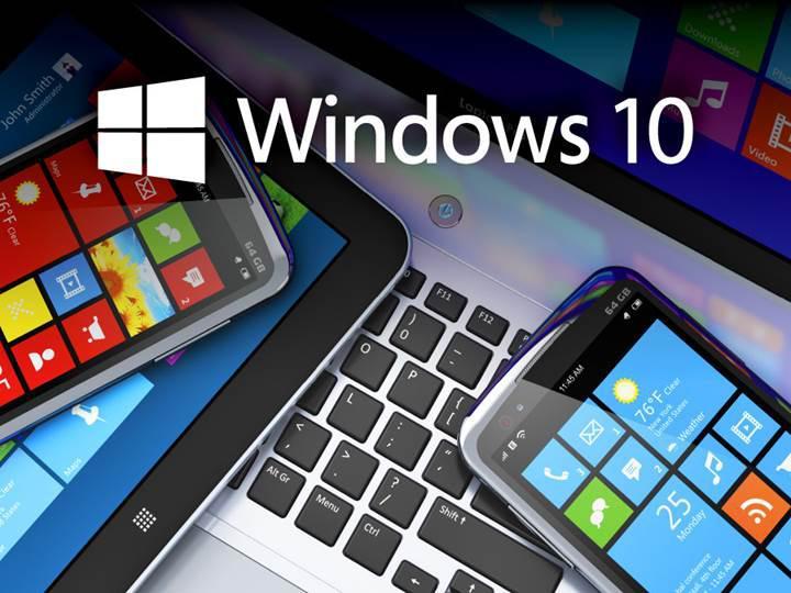 Resmi yol haritası Windows 10'un gelecek yeni özelliklerini ortaya çıkardı