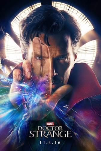Doctor Strange'ten ilk fragman ve posterler