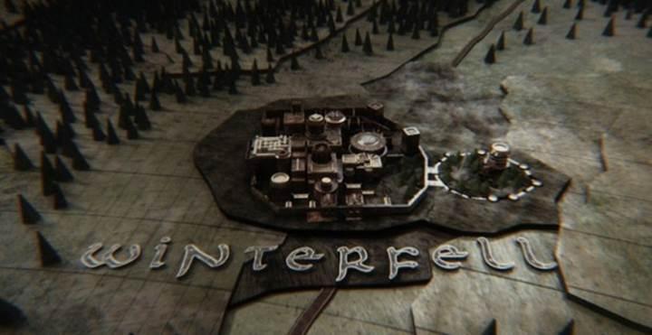 Game of Thrones'un açılış sahnesini 360 derece kamera desteğiyle izleyebilirsiniz