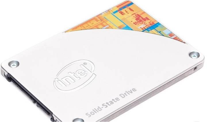 Intel'in TLC NAND SSD serisi satışa çıkıyor