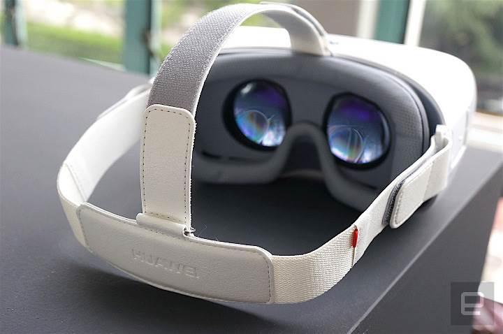 Huawei, sanal gerçeklik alanına adım atıyor