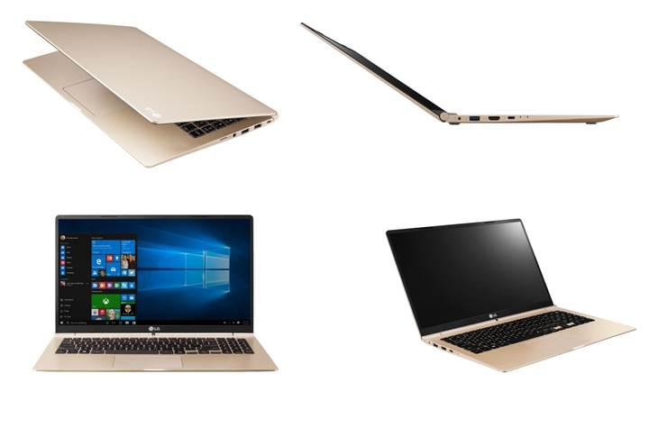 LG'nin MacBook görünümlü 15 inç dizüstü bilgisayar modeli satışa sunuldu