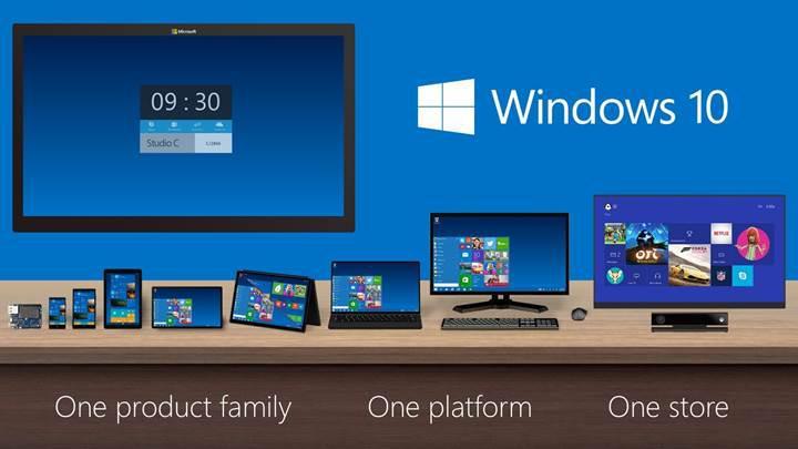 Microsoft'un 1 milyar Windows 10'lu cihaz hedefinin en büyük engeli Apple