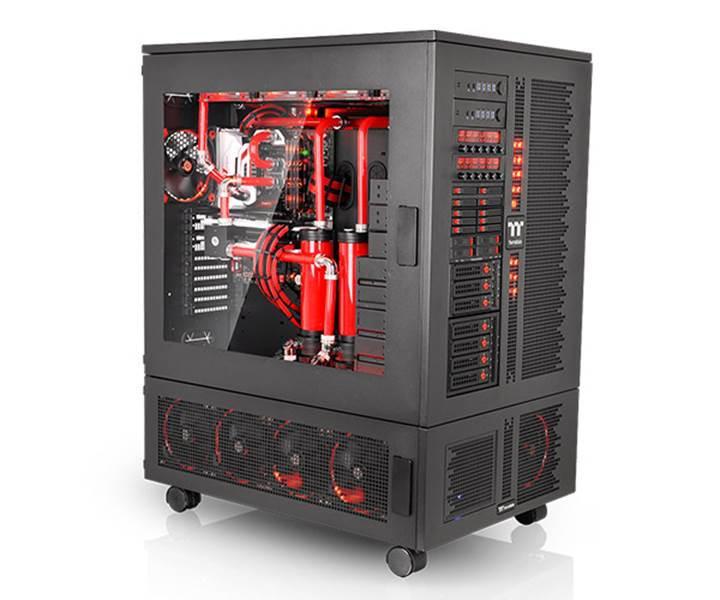 Thermaltake Core W200 kasa serisi satışa çıkıyor