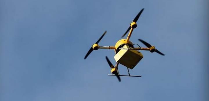 Avustralya posta hizmetleri için drone'ları test ediyor