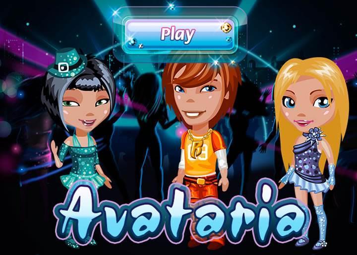 Facebook'daki Avataria oyunu çocuklar için sakıncalı içerik barındırıyor