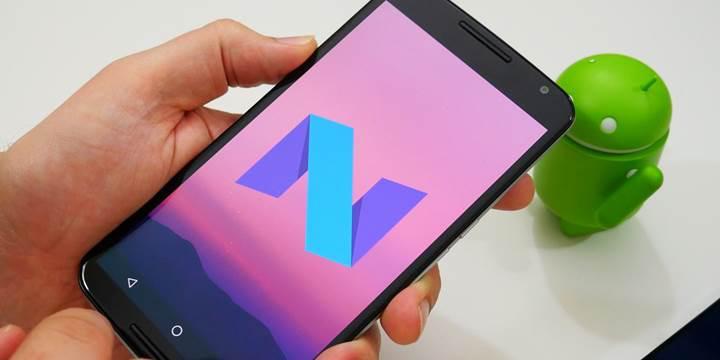 Android N basınca duyarlı ekran desteğiyle gelecek