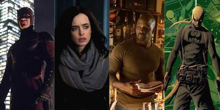 Marvel dizisi The Defenders için hazırlıklara başlandı