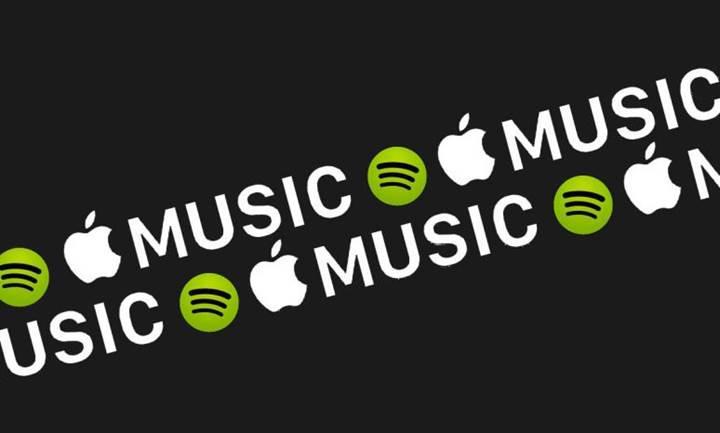 Dijital müzik gelirleri ilk kez fiziksel gelirleri geride bıraktı