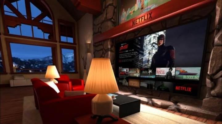 Netflix sanal gerçekliğe özel içerik yapmak istemiyor