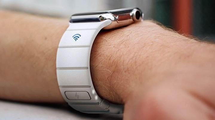 Apple Watch'daki gizemli portun kapatılması şarj kayışını devre dışı bıraktı
