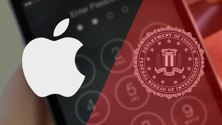 FBI, iPhone'u kırabilmek için 1.3 Milyon dolar harcadı