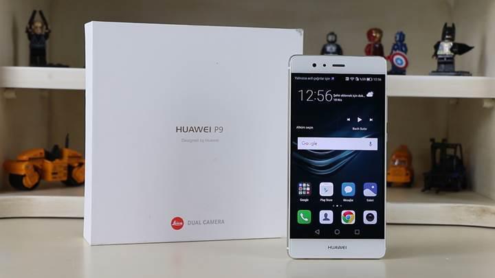 Huawei P9 inceleme videosu: