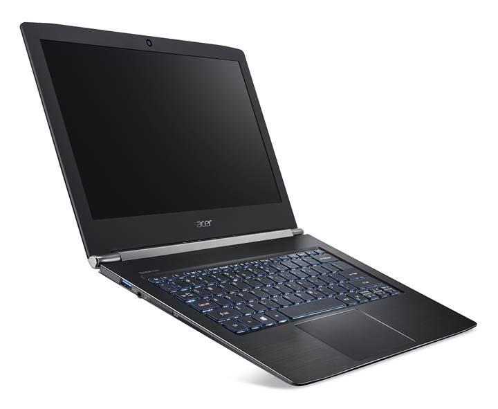 Ultra ince Acer Aspire S 13, güçlü donanımı ve şık tasarımı birleştiriyor