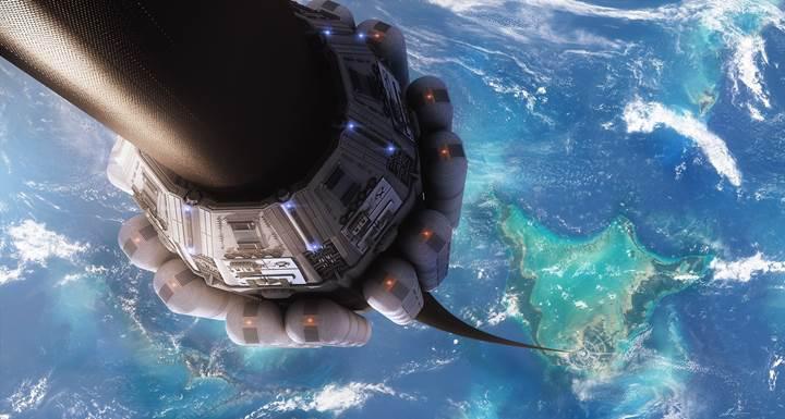 Uzay asansörü: Bilim kurgu mu yoksa geleceğin ta kendisi mi?(Video)