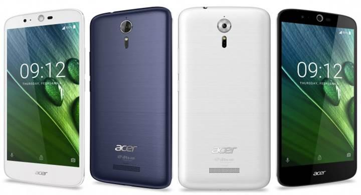 Yeni Acer Liquid Zest Plus 5000mAh kapasiteli bataryasıyla iddialı
