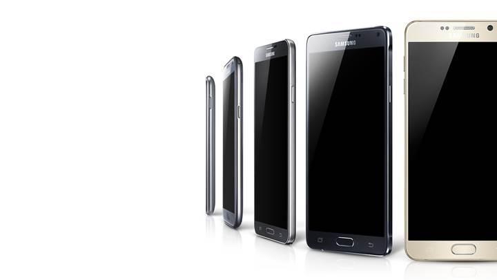 Samsung, birisi kavisli 2 farklı Note 6 modelini test ediyor