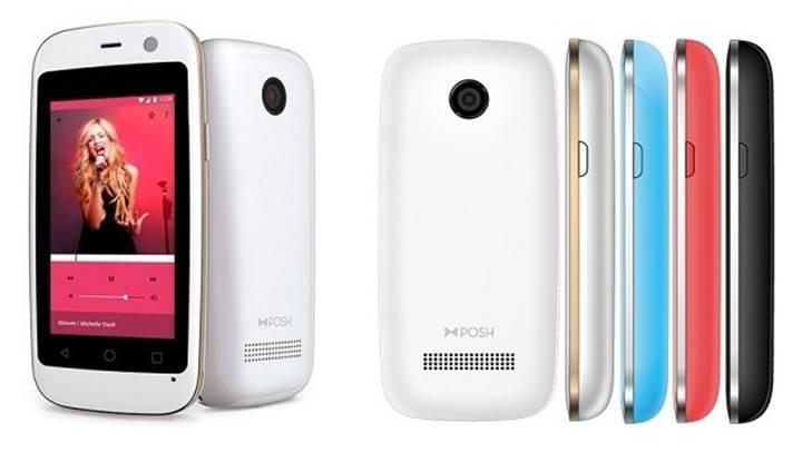 Dünyanın en küçük akıllı telefonu ile tanışın