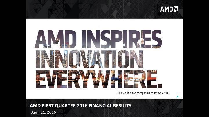 AMD'de kayıplar devam ediyor