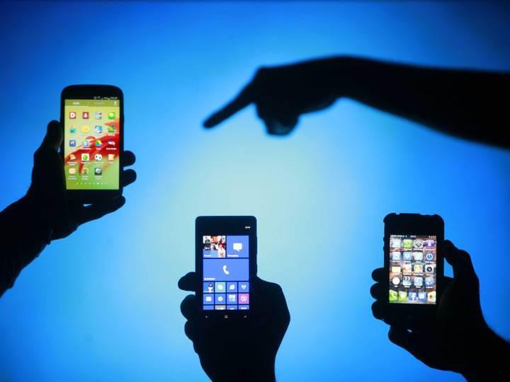 Akıllı telefon pazarında ilk çeyrek, sürprizlerle dolu