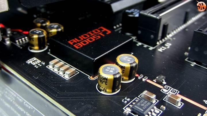 MSI Z170A Gaming Pro Carbon 'LED'li' anakart incelemesi