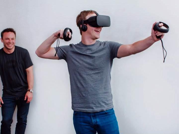 Facebook, sanal gerçeklikte yol gösterici olmak istiyor