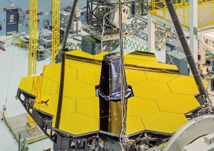 James Webb Uzay Teleskobu detaylanıyor: İşte teleskobun dev