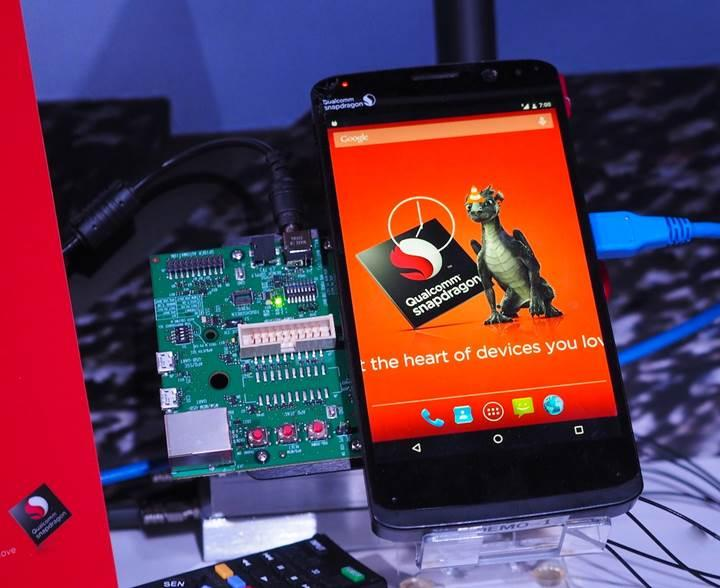 Qualcomm'dan Snapdragon 820'li cihazları daha akıllı kılacak bir SDK