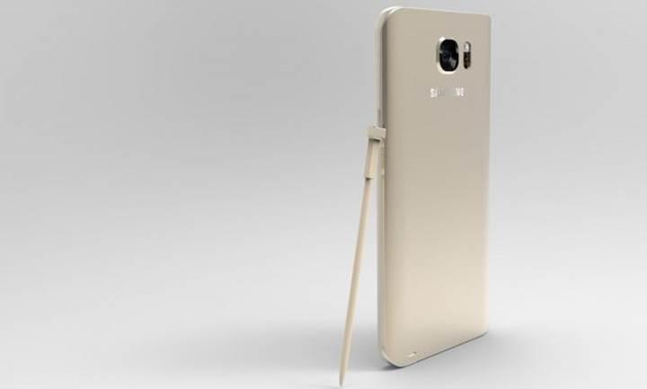 Samsung Galaxy Note 6'dan yeni haberler var