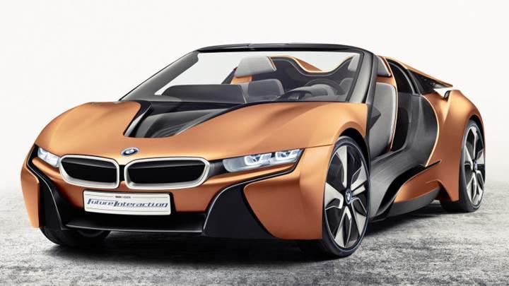 Yeni BMW i8 gelecek yılın sonlarında asfalta inecek