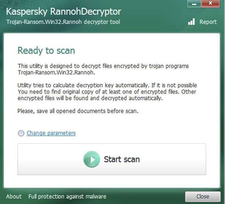 Kaspersky virüslerin şifrelediği dosyaları çözen bir araç geliştirdi
